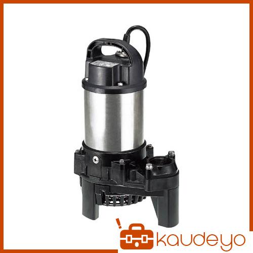 ツルミ 樹脂製汚水用水中ポンプ 50HZ 40PSF2.4 422550HZ