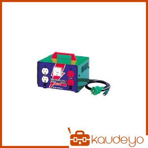 日動 変圧器 昇圧器ハイパワー 2KVA アース付タイプ ME20 5026