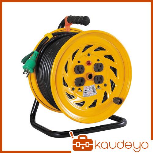日動 電工ドラム 標準型100Vドラム アース付 30m NFE34 5026
