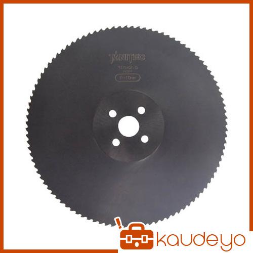 タニ メタルソー HSS370x2.5x4P大同興業用 H370X25X50X4 4108