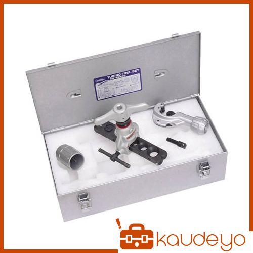 スーパー チュービングツールセット(偏芯式)手動電動兼用型、新冷媒・新規格対応 TS456WDH 3063