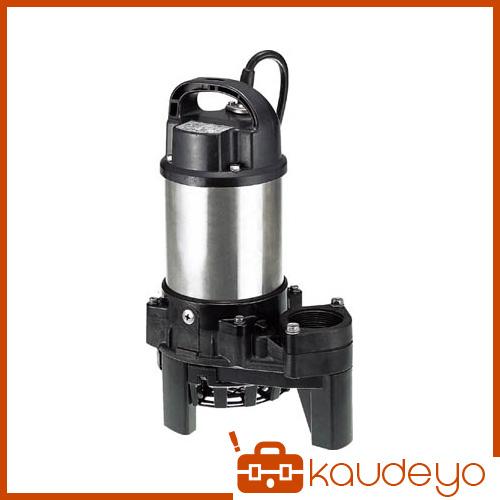 ツルミ 樹脂製雑排水用水中ハイスピンポンプ 50HZ 50PN2.4 422550HZ