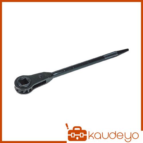 ASH 強力型四角ラチェットスパナ片爪28mm KKL0028 8502