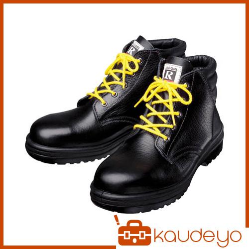 ミドリ安全 静電中編上靴 24.0cm RT920S24.0 7186