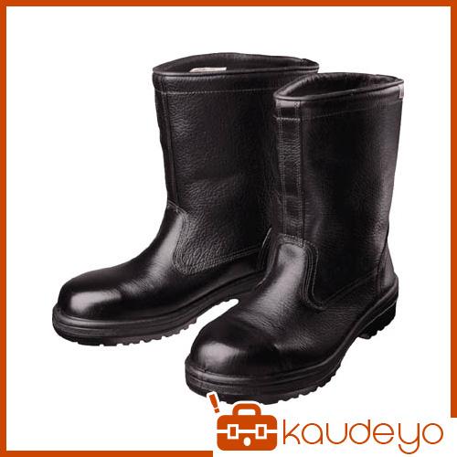 ミドリ安全 静電半長靴 24.0cm RT940S24.0 7186