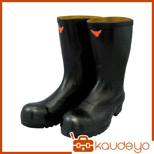 SHIBATA 安全耐油長靴(黒) SB02124.0 3321