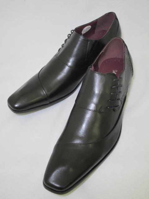 Bump N'GRIND バンプアンドグラインド BG-6001 送料無料 革靴 本革 ビジネス オフィス オフィスカジュアル ロングノーズ 黒 ブラック