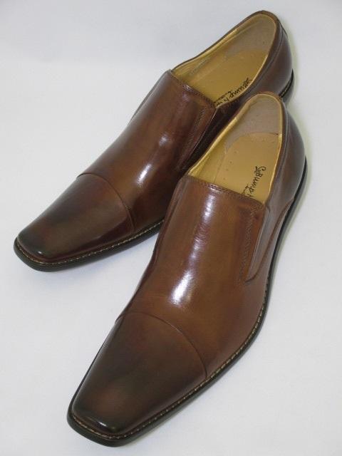 Bump N'GRIND バンプアンドグラインド BG-2790 送料無料 革靴 オフィス オフィスカジュアル ビジネス ロングノーズ スーツ キャメル