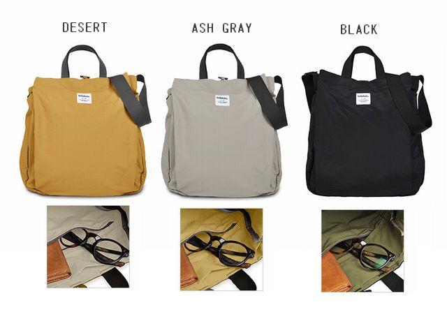 【通年】HELLOLULU【ハロルル】「Haven」2 Way Shoulder Bag(3色)731242