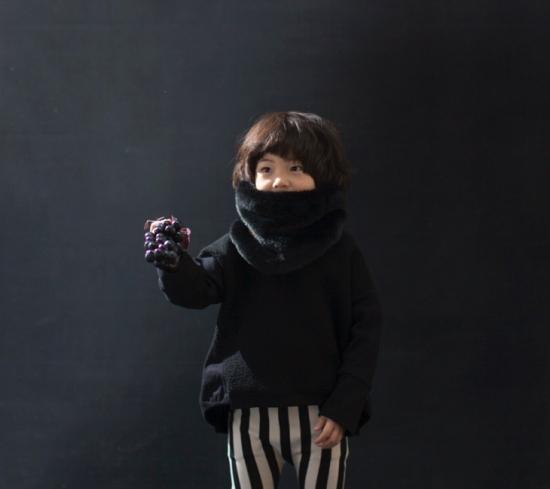 【2019秋冬】arkakama【アルカカマ】MOCO MAIO Sweatshirt(XL(8-9y)~XXL(10-11y))akt00183b