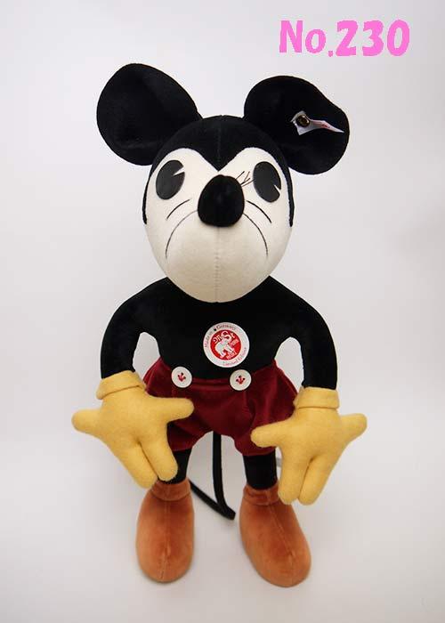 【難あり特価】シュタイフ2017年春発売ミッキーマウス1932【メッセージカード無料】【5002014】