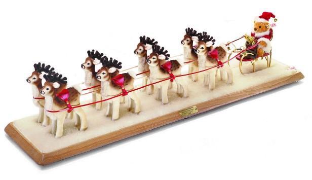 【送料無料】シュタイフ世界限定2006シュタイフクリスマスエクスプレス【メッセージカード無料】