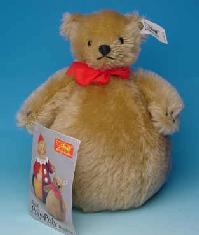 【送料無料】シュタイフ1988年アメリカ限定Steiff teddy bearローリーポーリーベア【楽ギフ_メッセ入力】【メッセージカード無料】【10P23Apr16】
