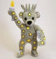 シュタイフ2001年アメリカ限定SteiffテディベアLIBBY BEAR自由の女神テディ【楽ギフ_メッセ入力】【05P02Aug14】【メッセージカード無料】【5002014】