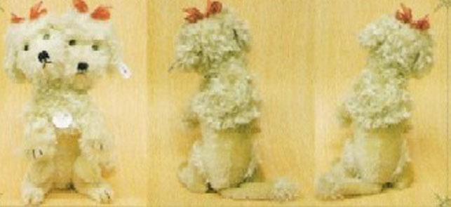 シュタイフ日本限定テディベアプードル1931レプリカ【楽ギフ_メッセ入力】【メッセージカード無料】【5002014】