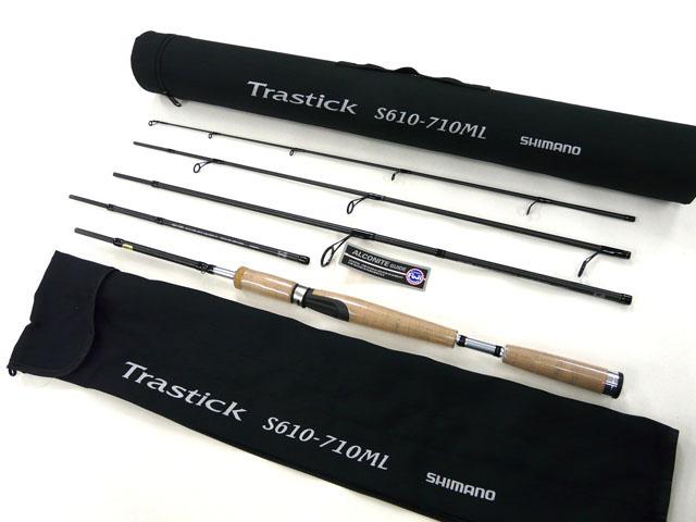 【あす楽対応】シマノ(Shimano)☆トラスティック(Trastick) S710ML[エギング用品]【北・沖 除き送料無料】