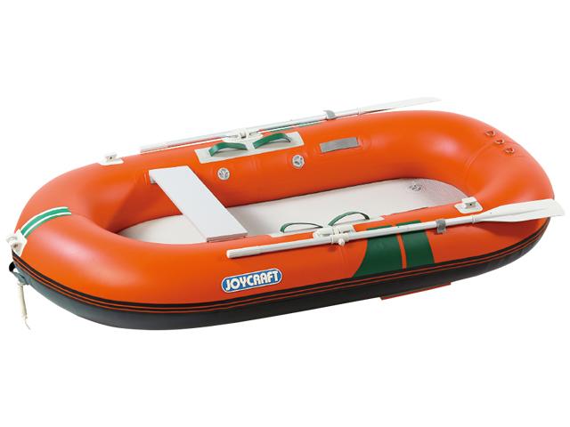 ジョイクラフト(JOYCRAFT)☆ゴムボート TW-268(4人乗り)【お取り寄せ商品】【北・東北・沖 除き送料無料】