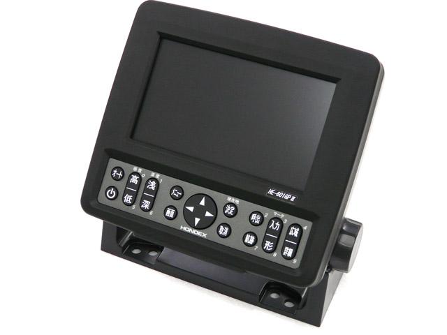 【あす楽対応】本多電子☆ホンデックス(HONDEX) 5型ワイドカラー液晶GPSアンテナ内蔵魚探 HE-601GP2【北・東北・沖 除き送料無料】