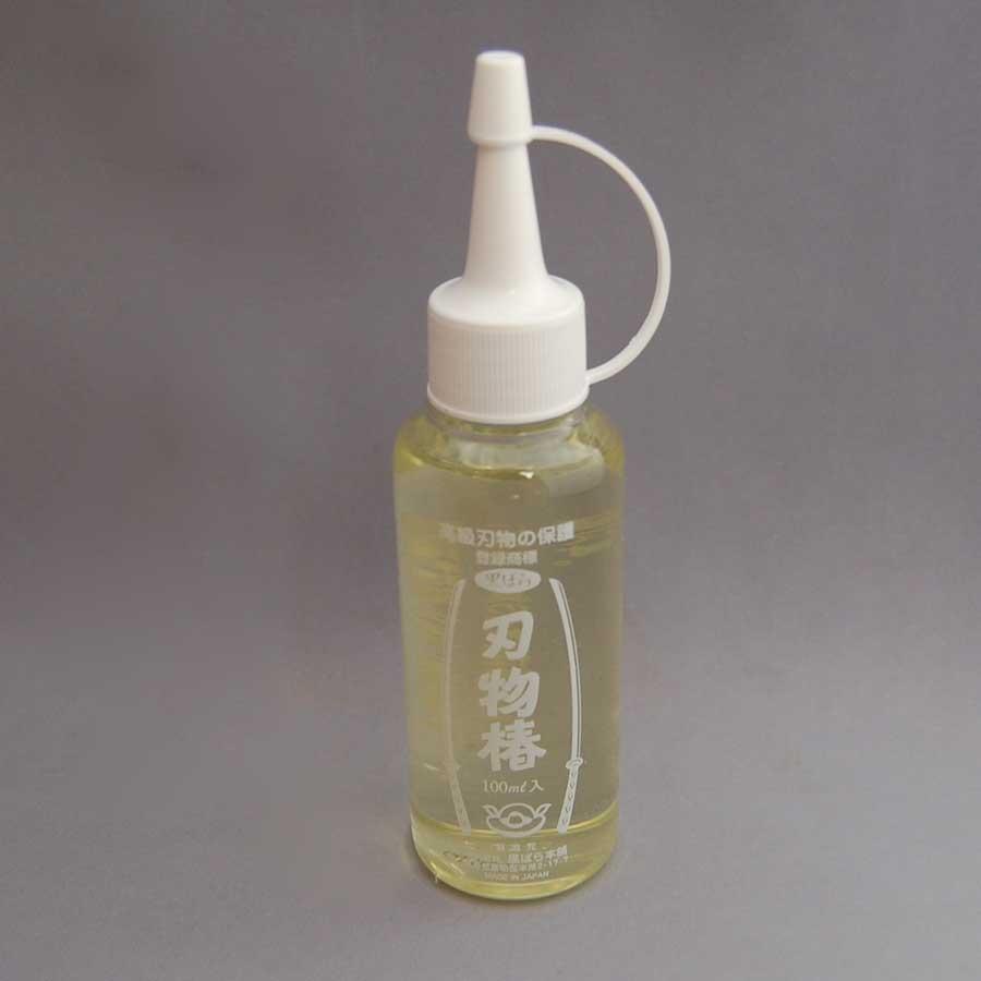 激安☆超特価 結婚祝い さび止めに最適 刃物用椿油