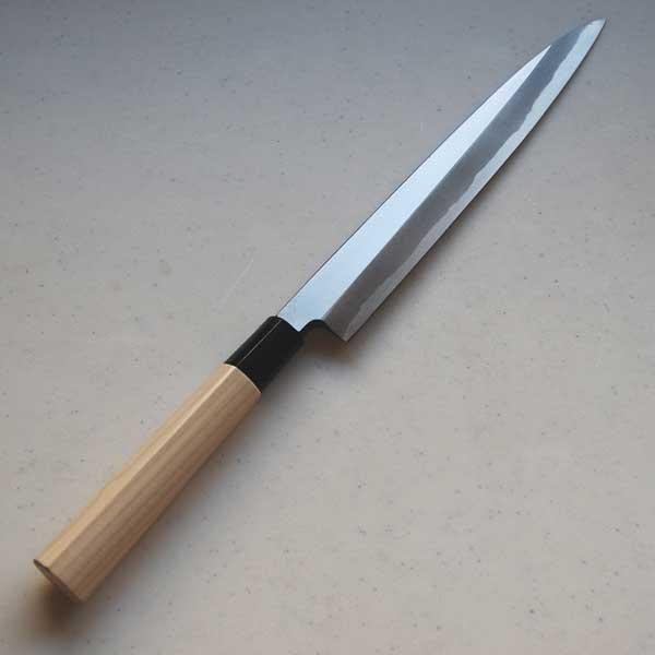 Blank single-edged Yanagi sashimi knife 270 mm