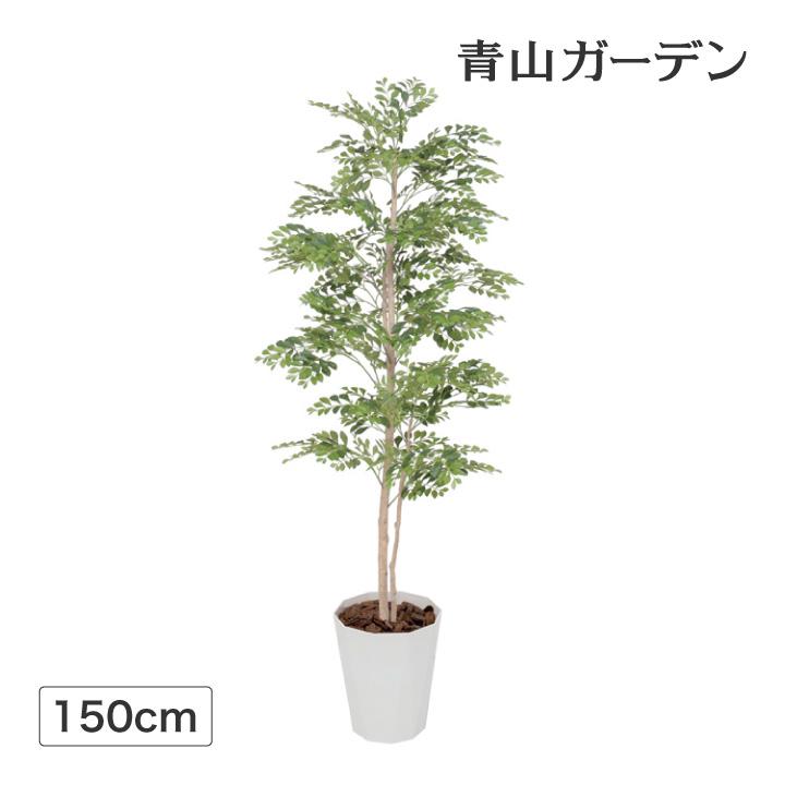 人工植物 造花 フェイク グリーン ディスプレイ 飾り タカショー 母の日 2019 / ゴールデンリーフ 1.5m /C