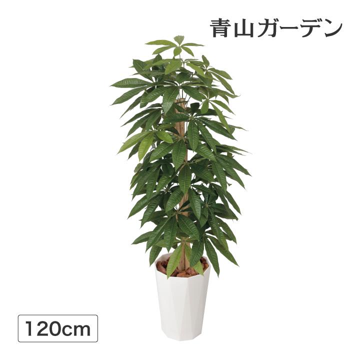 人工観葉植物 造花 業務用 施設 オフィス 店舗 装飾 フェイク グリーン ディスプレイ 飾り タカショー / パキラ 1.2m /C