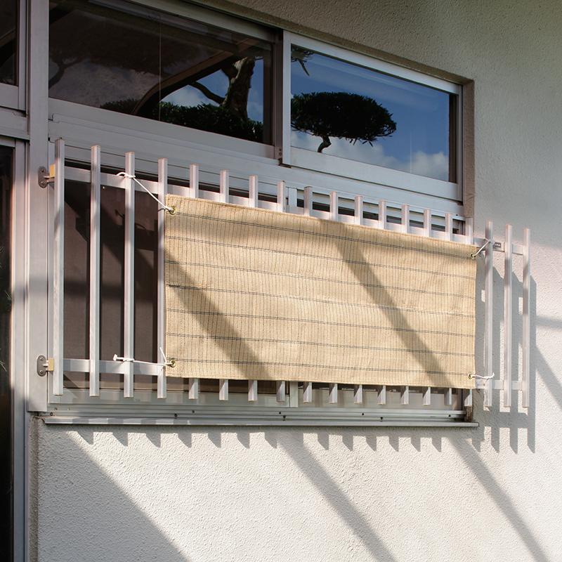 紫外線約84%カット 小窓の日よけ 目隠しに 日よけ シェード 紫外線 UV カット 目隠し NEW タカショー 幅45cm×高さ120cm アウトレット 窓 SALE 目かくし シェードブラインド ナチュラル A 大決算セール