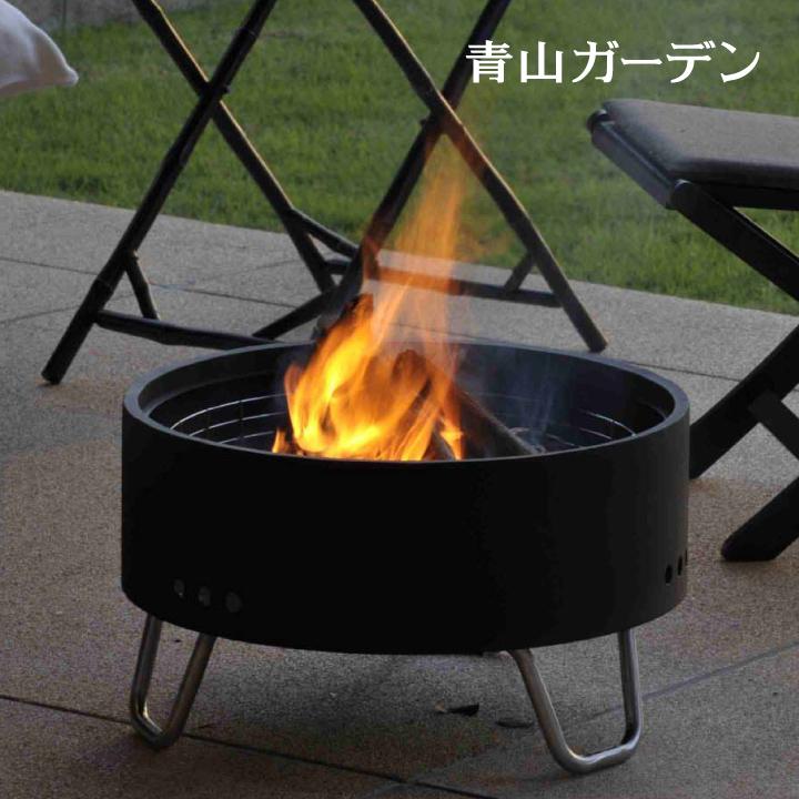 バーベキュー コンロ BBQ グリル テーブル 焚き火 ガーデン / a+ バーベキューツール Revolver(リボルバー) /A
