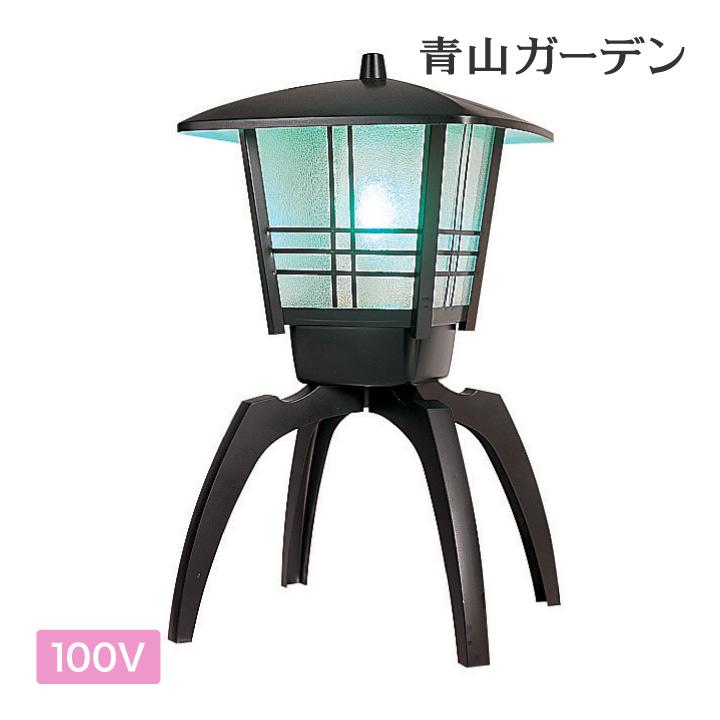 ライト 和風 庭園灯 灯篭 LED 照明 庭 玄関 ガーデン タカショー 母の日 2019 / 庭園灯(灯籠型)LEDタイプ /A