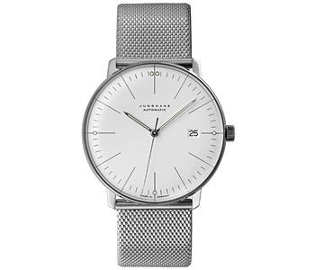 (MAX BILL)マックスビル バイ ユンハウス ハンドワインド027-4002-44M ウォッチ 腕時計 メンズ 送料無料 【正規品】キャッシュレス5%ポイント還元