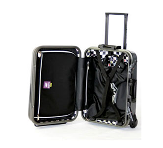 BRANIFF (Braniff international ) business polycarbonate and ABS mixed plastic carry suitcases carry bag case TSA lock cabin pets 28L BBT-120-23