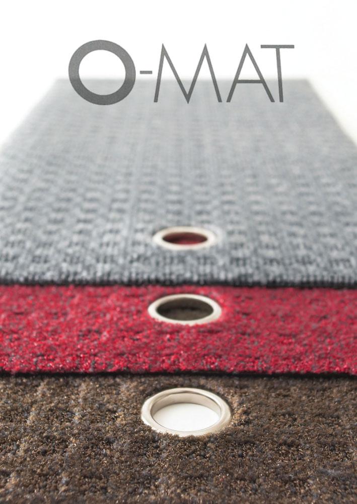 O-MAT ティディ オーマット Sサイズ [ 玄関マット]/tidy(ティディー)