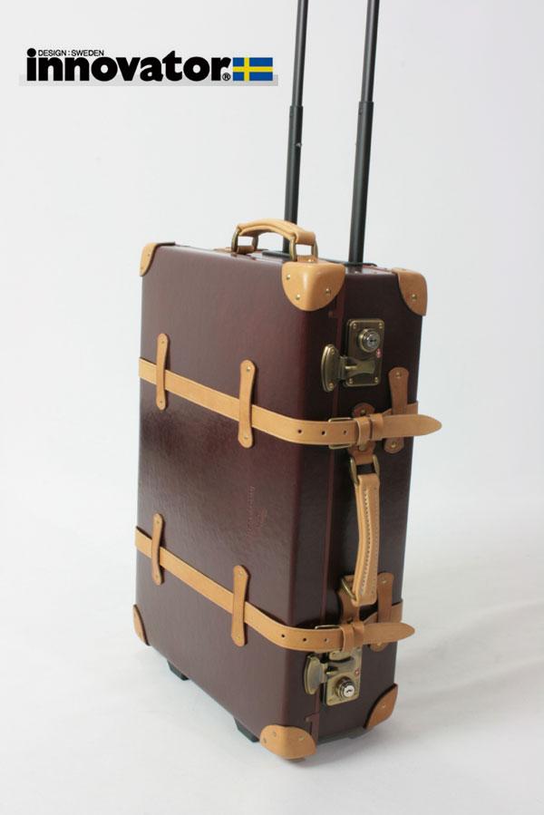 Vintage innovator innovator trunk 50 cm (chocolate) suitcase carry bag carry case fs3gm