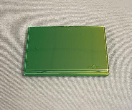 Aoyama trading rakuten global market ornament card holders green ornament card holders green yellow business card holder card card holder yoshida technoworks colourmoves