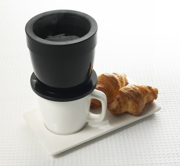 1 Cup-for the best! No G-300 Elf company gold filter coffee for one cup coffee makers for paper filters