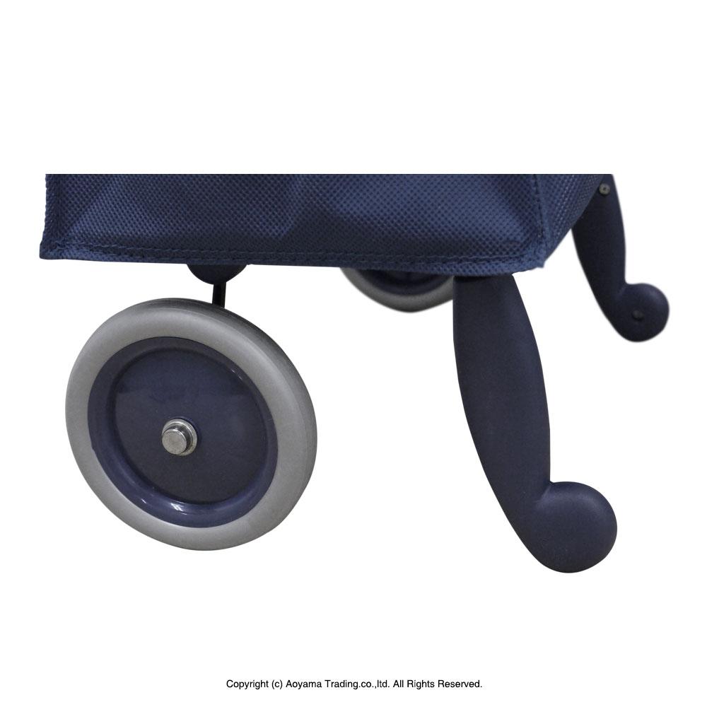 이탈리아 GIMI (지미) 장바구니 BRAVA [블루] 멋쟁이 손수레 캐리 (캐리 손수레) 장바구니 쇼핑 장바구니