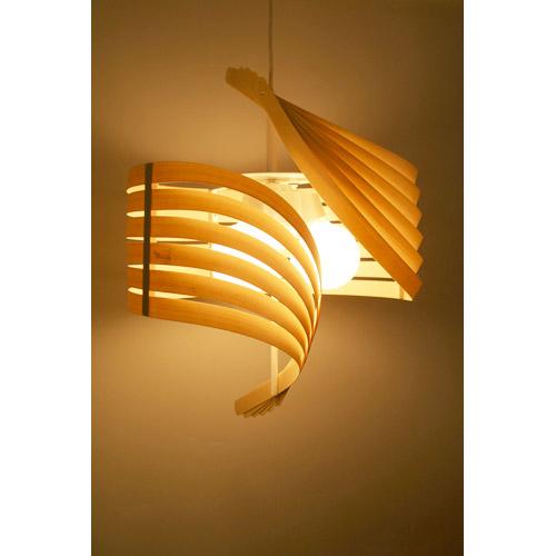 〔Flames〕Plume DP-052 デザイナーズ照明 ペンダントライト ナチュラル ランプ 照明 インテリア照明