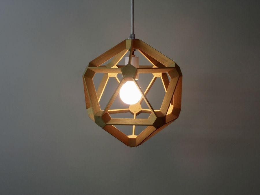 〔Flames〕フレイムスキズナ GDP-075 木 白木ペンダント フレイムス 間接照明  おしゃれ デザイナー照明 インテリア照明 ランプ