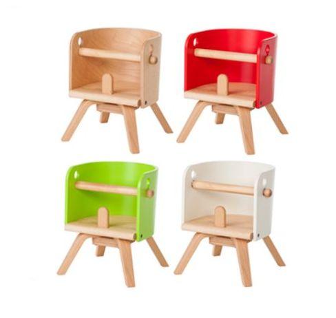 ベビーチェア Carota-mini(カロタ・ミニ)CRT-02L 【イス】【木製 チェア】 赤ちゃん 幼児用いす(椅子)送料無料 SDI