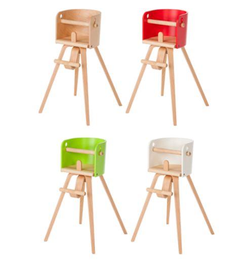 ベビーチェア Carota-chair(カロタ・チェア)CRT-01H【イス】【木製 チェア】 赤ちゃん 幼児用いす(椅子)送料無料 SDI