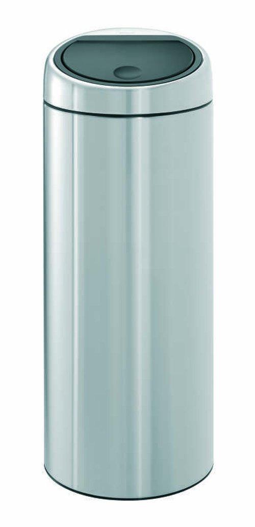 オランダ・ブラバンシア(brabantia)タッチビン30L マット おしゃれなゴミ箱(ごみ箱)28864-7 送料無料【SUMMER_D1808】