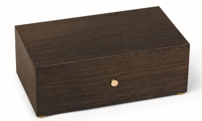 スイス・リュージュ REUGE オルゴール オークの無垢材 72弁 AXA.72.5334.000