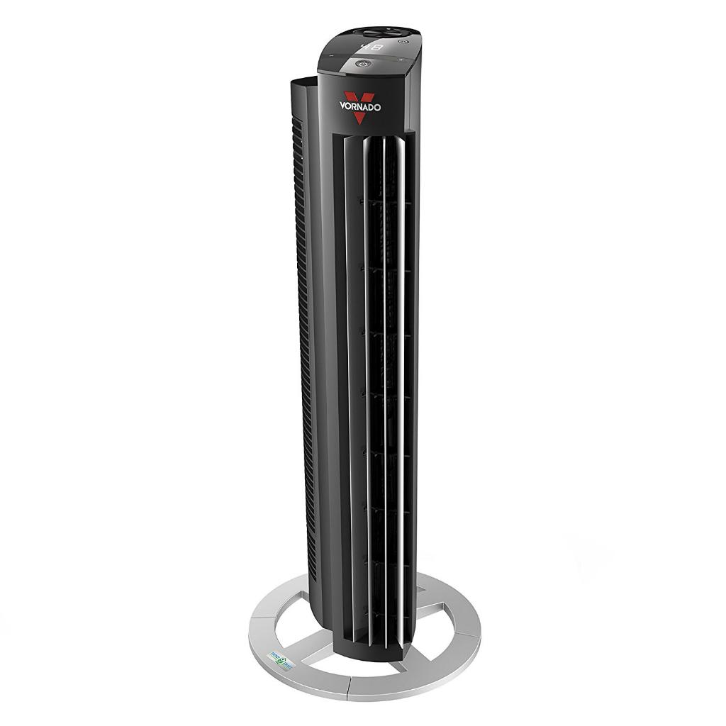 ボルネード タワー サーキュレーター DCモーターモデル ブラック 35畳 対応 NGT33DC-JP(空気循環器) タワーファン 扇風機 節電【正規販売店】