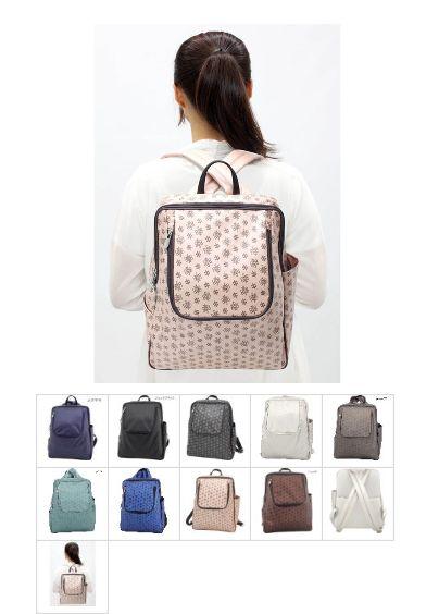 〔ヤマト屋〕ズレスリュックL NV151 N912 送料無料 リュックサック レディース バッグ かばん 日本製にこだわる老舗 ヤマト屋のブランド キャッシュレス5%ポイント還元
