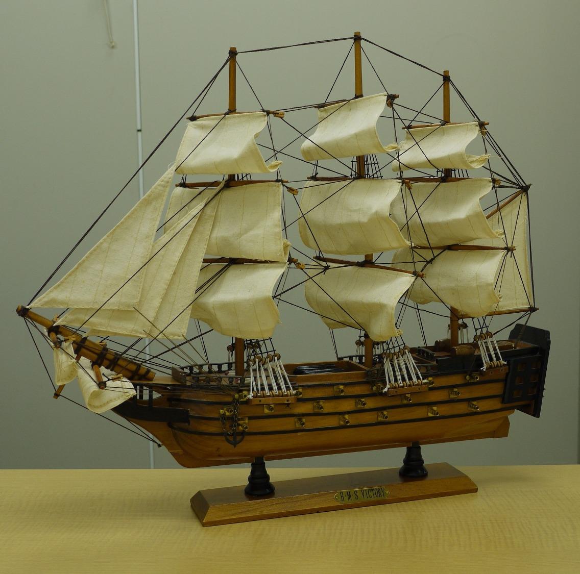 アルテザニア・エステバン・フェレール社 帆船模型 HMSヴィクトリー
