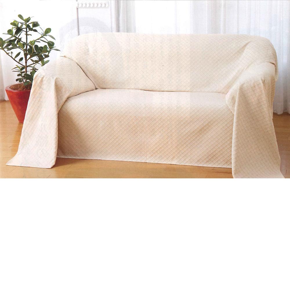 イタリア・ドンディ社マルチカバー(長方形)ソファーカバー