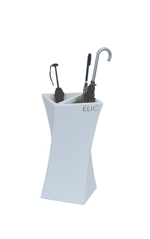 Italy Arrmet (Ahmet) manufactured by rain rack (umbrella stand) Eric ELIC white umbrella stand umbrella stand umbrella stand Italy furniture Italy Italy furniture