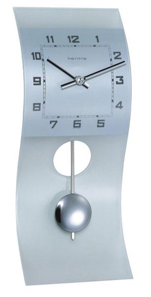 ドイツ・ヘルムレ社デザイクロックCARROLTON 70892‐002200 HERMLE 掛け時計(掛時計)送料無料