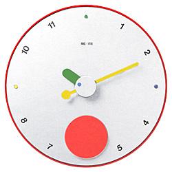Italian REXITE レキサイト company clock contras tempo wall clock (wall clock) pendulum clock (pendulum clock)