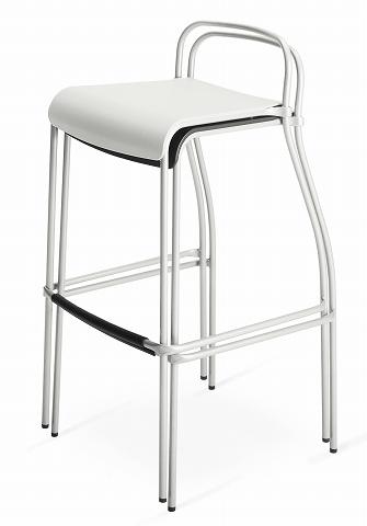 MAGIS(マジス)「CENTOMILA STOOL」イタリア製のおしゃれなスタッキングチェア(いす・イス・椅子) 送料無料 イタリア家具 キャッシュレス5%ポイント還元